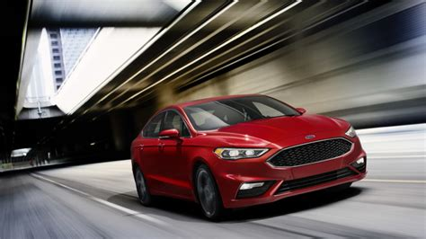 2017 Ford Fusion Sport Mpg by 2017 Ford Fusion Sport Photo Gallery Autoblog