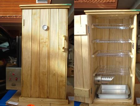 wood workwood smoker plans   build diy woodworking