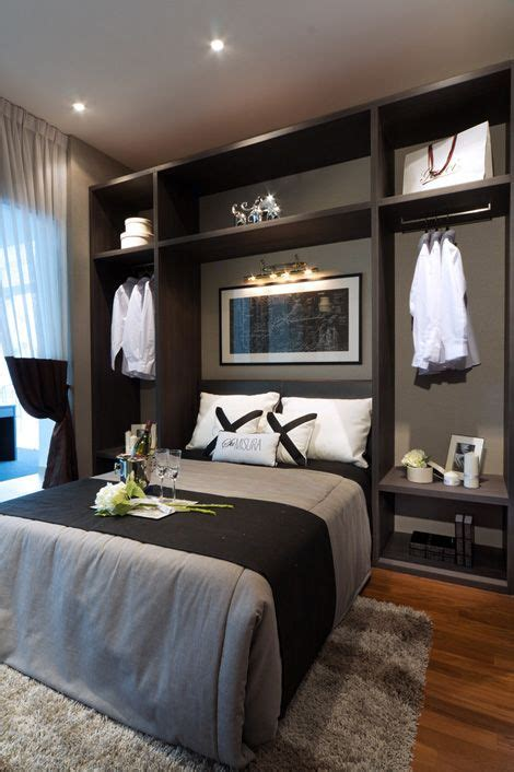 small space master bedroom  room sic  masculine