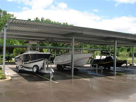 Boat And Rv by Rv And Boat Storage Canopy Rapid Building Solutions