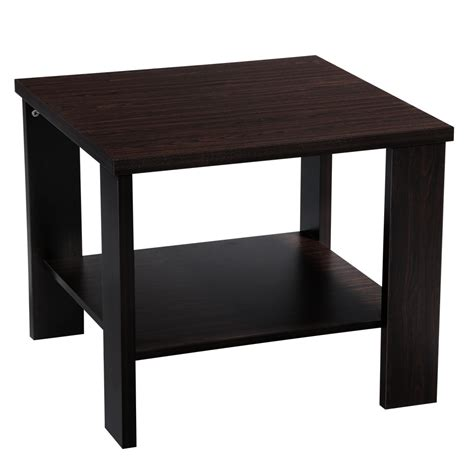 End Sofa Table Tulips by Modern Side Sofa End Table Square Coffee Tea Stand
