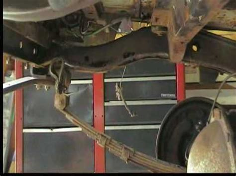 jeep frame repair youtube