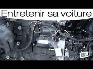 Changer Un Demarreur : tuto video remplacement alternateur renault clio 2 1 5 dci 65cv funnycat tv ~ Gottalentnigeria.com Avis de Voitures