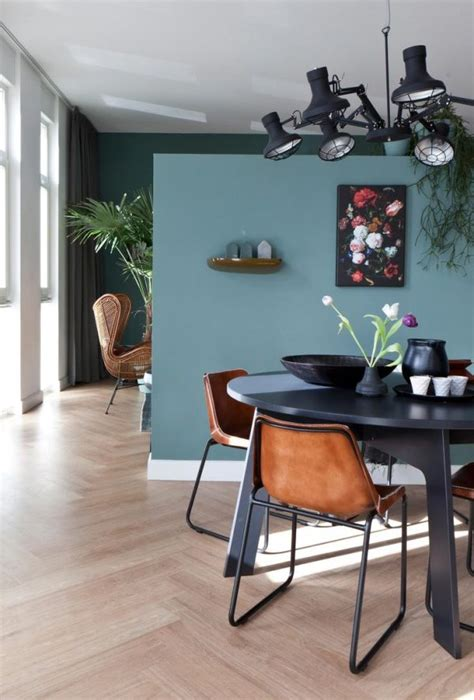 donkere kleur woonkamer thestylebox