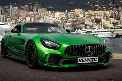 Amg Mercedes Gt Renntech Benz Packs Hp