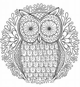 20+ Free Adult Colouring Pages - The Organised Housewife