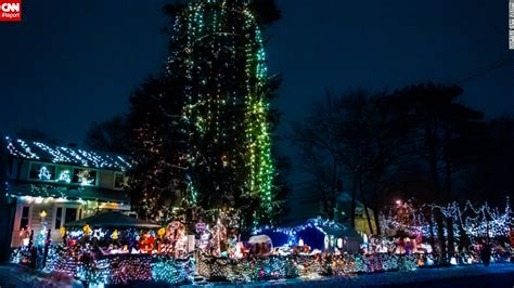 largest christmas lights displays photos world s most spectacular decorations cnn