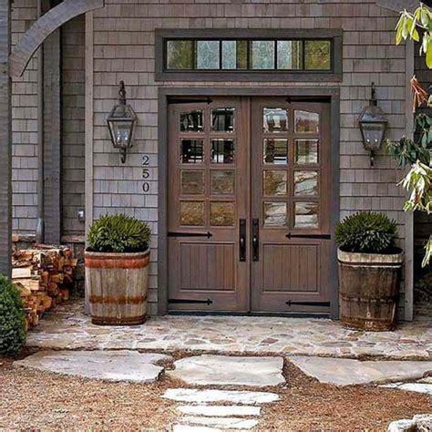 25 wonderful farmhouse exterior front door ideas goodsgn