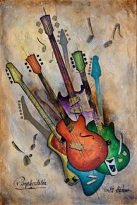 67 best images about artwork musical instruments on