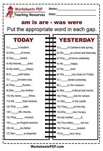activity english grammar worksheets