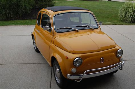 Fiat 500 For Sale by 1971 Fiat 500 For Sale 2159313 Hemmings Motor News