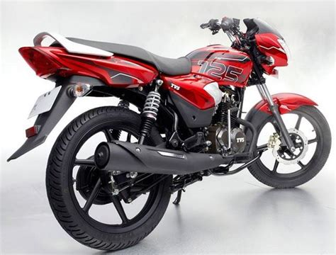 Review Tvs Max 125 by Tvs 125 Price Specs Review Pics Mileage In India