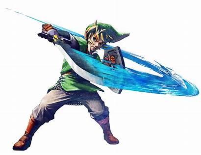 Link Finn Human Sword Zelda Skyward Demon