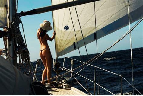 Uncommon Beauty: The Sexy Sailing Adventures of Alex & Taru | Caribbean