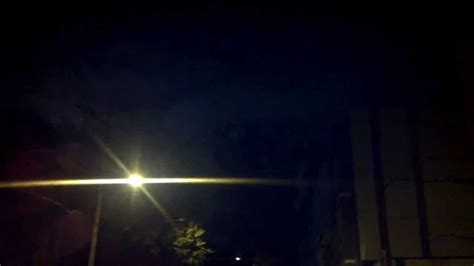 Ufo Fleet Over Philadelphia, Pa Night Sky Amazing Footage