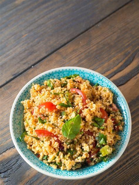 couscous salat genius rezeptwelt