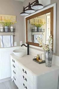 20, Best, Farmhouse, Style, Bathroom, Design, Ideas