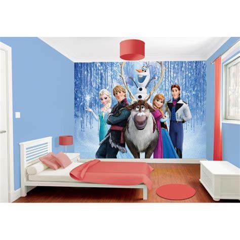 papier peint enfant g 233 ant frozen la reine des neiges stickers muraux enfant