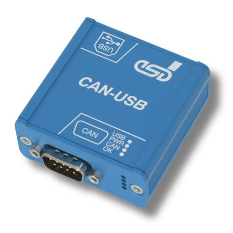 CAN-USB/2: USB-CAN-Interface for USB 2.0, CANopen an J1939 ...