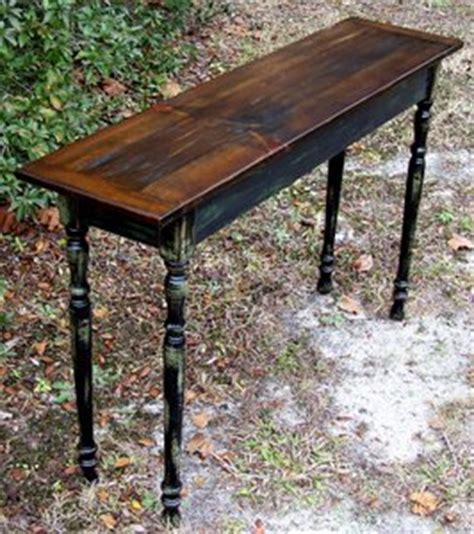 sofa table plans   woodworking beginner