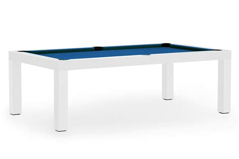 white pool table dining table dynamic mozart pool table liberty games