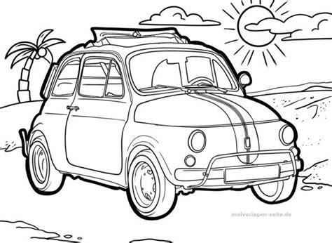 Auto Kleurplaat Getund by Malvorlage Oldtimer Malvorlagen Ausmalbilder Autos