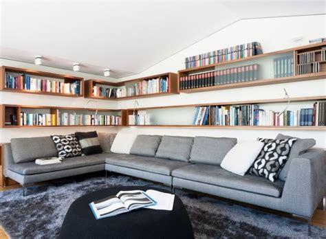 built  bookshelves home interior design shelving