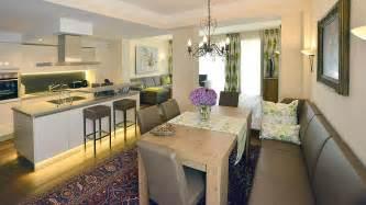 küche und esszimmer a vita viktoria residenzen luxus appartements seefeld tirol