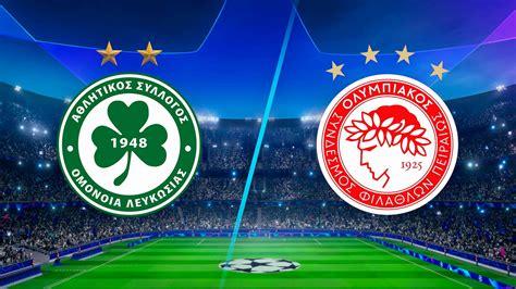 Watch UEFA Champions League: Highlights: Omonoia vs ...