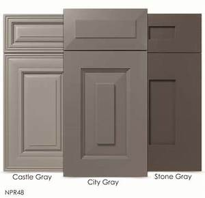Light Gray Kitchen Cabinets Cabinet Makers Association