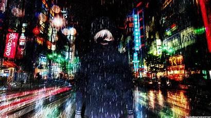 Ghoul Tokyo Wallpapers Kaneki Deviantart Anime Desktop