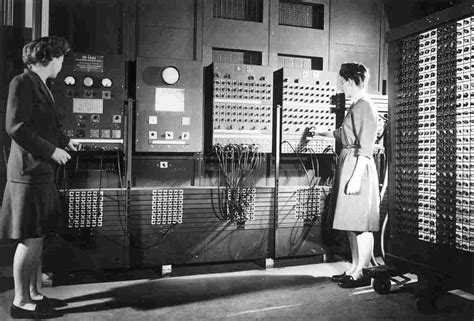 The Forgotten Female Programmers Who Created Modern Tech