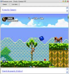 Free Sonic Games