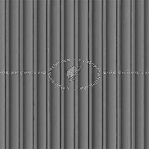 painted corrugated metal texture seamless