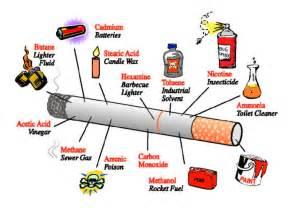 YUAN GENKI LIFE: Quit smoking please