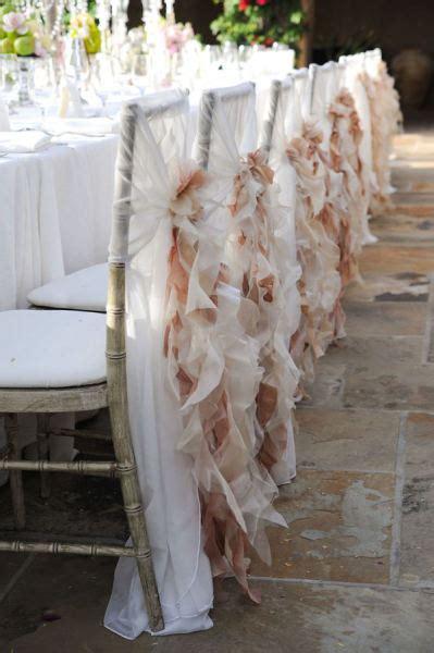wedding inspiration chair details