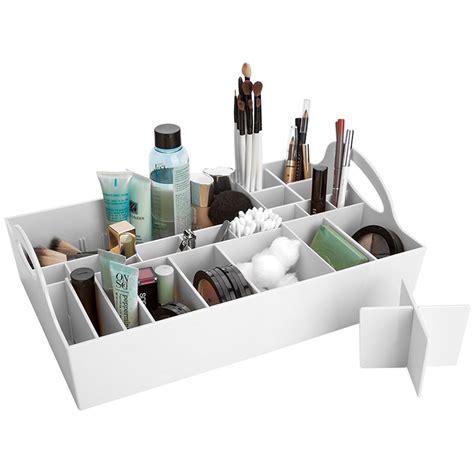 bathroom vanity organizer bathroom vanity tray in cosmetic organizers