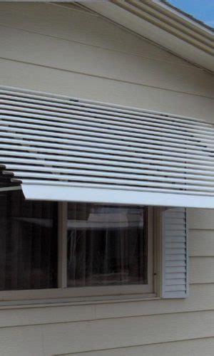 window awnings united aluminum
