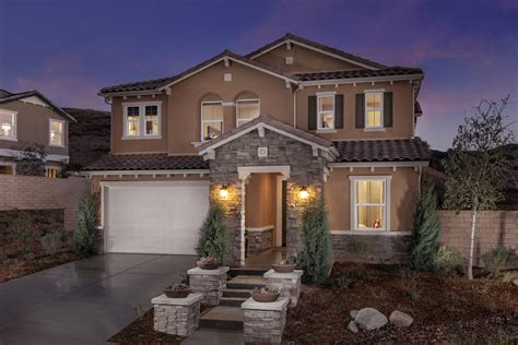 simi valley new homes new homes for in simi valley ca arroyo vista 39037