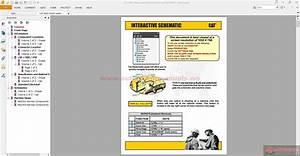 Cat 966h Wheel Loader Electrical System