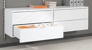 Schubladenelement Für Kleiderschrank : sideboard f r regalsystem kleiderschrank ~ Orissabook.com Haus und Dekorationen