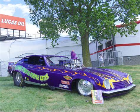 Purple Eater Car by Vintage Car Cacklefest At The 2016 U S Nationals