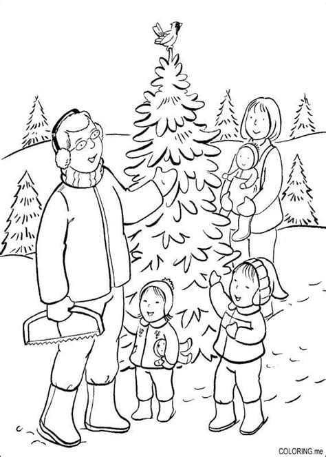 Kleurplaat Kerstkribbe by Coloring Page Day Choosing Tree Coloring Me