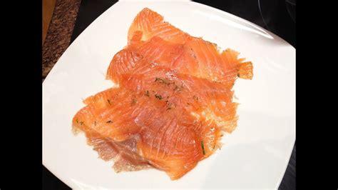 salmon marinado receta de navidad youtube