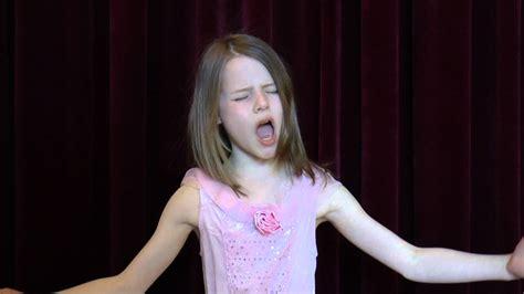 O Mio Babbino Caro Puccini Cover Marjolein 9yo Youtube