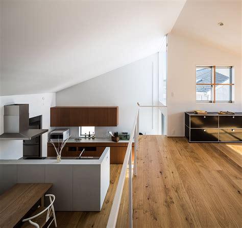 desain rumah perkotaan  minimalis ala jepang