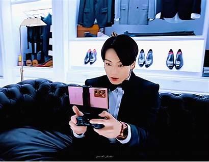 Bts Samsung Jung Kook Jungkook Tailor Jin