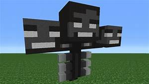 Minecraft Wither Boss Face | www.imgkid.com - The Image ...