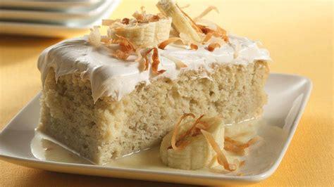 tres leches cake mix baking with bananas betty crocker