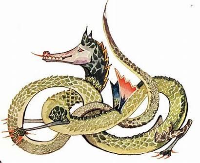 Dragons Lotr Tolkien Dragon Illustrations Wikia Drawings